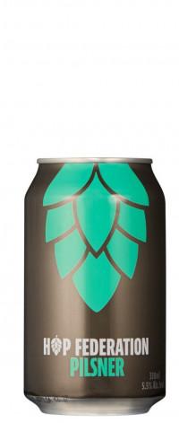 Hop Federation Pilsner, Öl & Cider