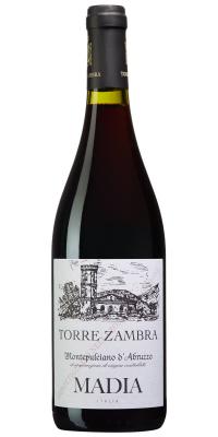 Madia Montepulciano d'Abruzzo, Rött Vin, Vin