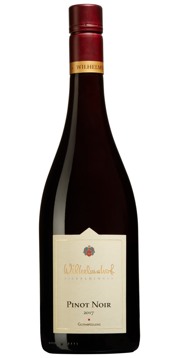 Wilhelmshof Pinot Noir, Rött Vin, Vin