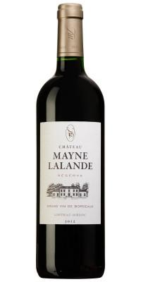 Château Mayne Lalande, Rött Vin