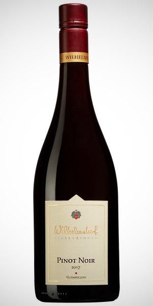 flaska Wilhelmshof Pinot Noir