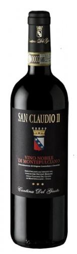 San Claudio II, Rött Vin, Vin