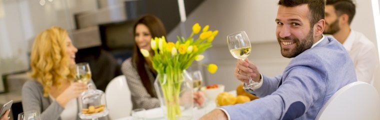Sauvignon Blanc är som gjord för att drickas!