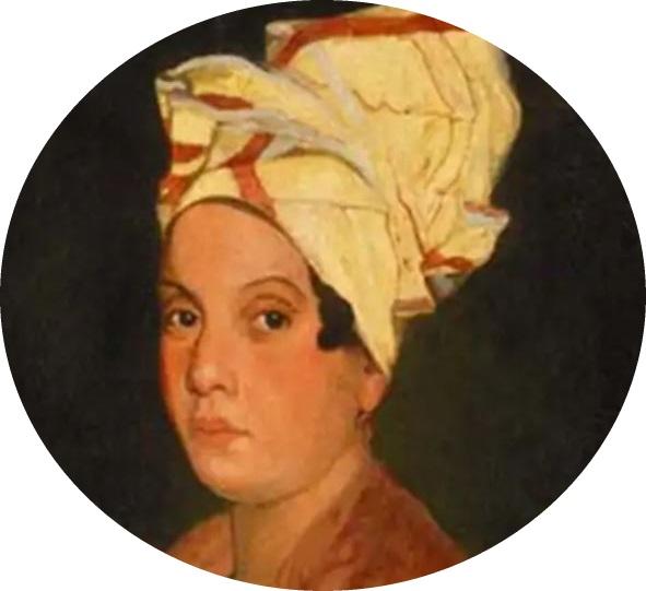 Marie Laveau på 1800 talet