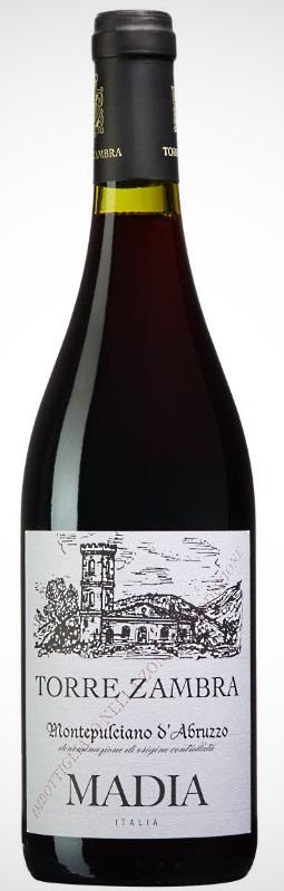 vinet Madia med nr 2802 på Systemet