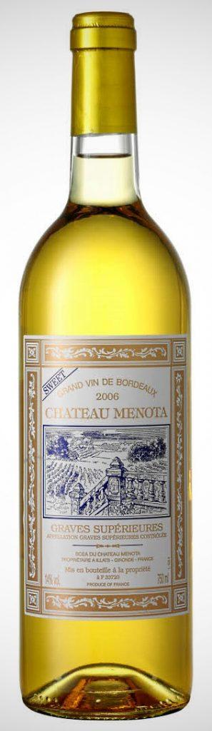 en flaska Chateau Menota