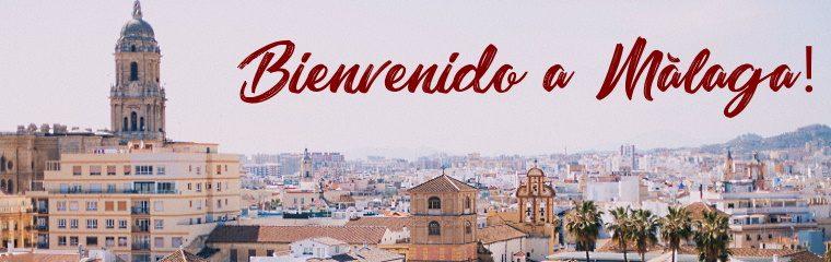 Välkommen till Málaga!