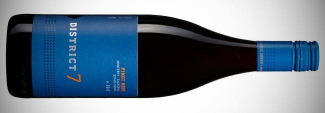 Pinot Noir - flaskan