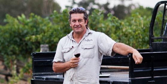 Sam Miranda - vinägaren själv