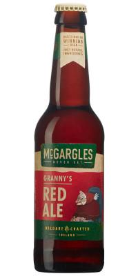 McGargles Granny's Red Ale, Öl & Cider