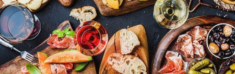 Mat & vin – 4 enkla, oslagbara kombinationer!