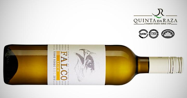 Falco Artinto Vinho Verde - flaskan