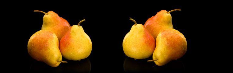 Och nu handlar det om päron…..