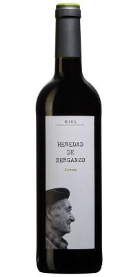 Joven Heredad de Berganzo, Rött Vin, Vin