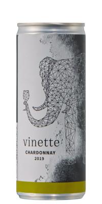 Vinette Chardonnay, Vin, Vitt Vin