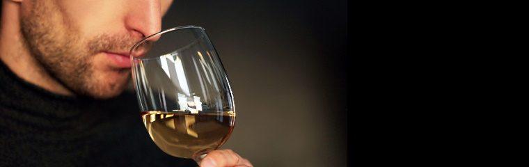 Känner du doften av vinet?