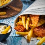 Krispig Fish 'n Chips känns alltid rätt!