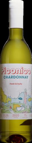 Piconico Chardonnay 2020, Vitt Vin