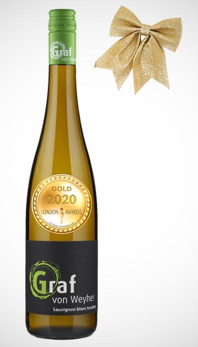 Sauvignon Blanc - vinflaska och pris