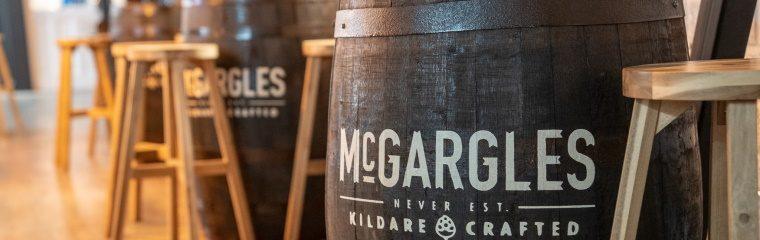 Laxsallad och en irländsk maltdriven ale!